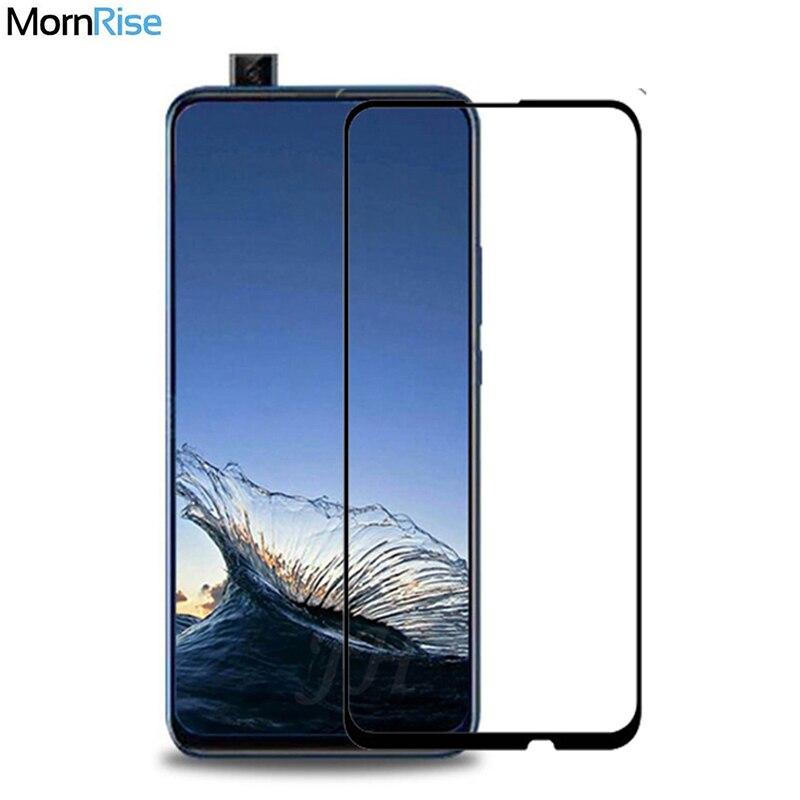 2 PC cubierta completa de vidrio templado película de vidrio templado para Huawei P Smart Z Pantalla protectora de vidrio para Huawei Y9 prime 2019 Saver 9 H