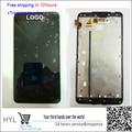 100% Гарантия Оригинальный ЖК-Дисплей Сенсорный Экран Digitizer с Ассамблеи рамка Для Nokia Lumia 640XL Тест ok