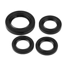 4 Pcs Mesin Crankshaft Gear Crank Case Oil Seal untuk GY6 125cc 150cc 152 Qmi 157QMJ Jepang Skuter ATV moped 42395076(China)