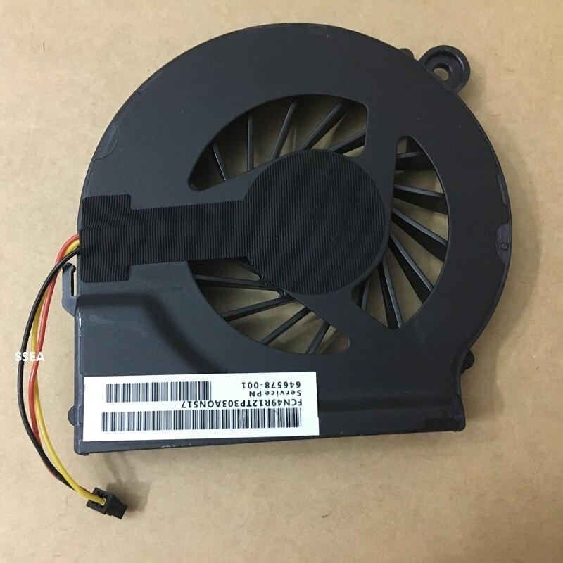 SSEA New CPU Cooling Cooler Fan for HP Compaq Presario G42 G62 Compaq CQ56 G56 G62 CQ42 CQ62 CQ42-100 CQ42-200 G4-1010US