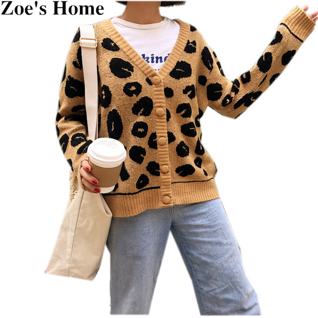 Zoe's Home New Christmas Knitted Sweater Cardigan Women Elegant ...