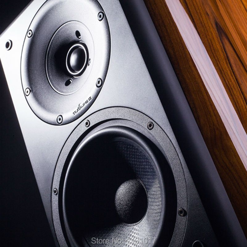 Latest Tuolihao X6 Bookshelf Speakers HIFI EXQUIS specially for HI FI amplifier