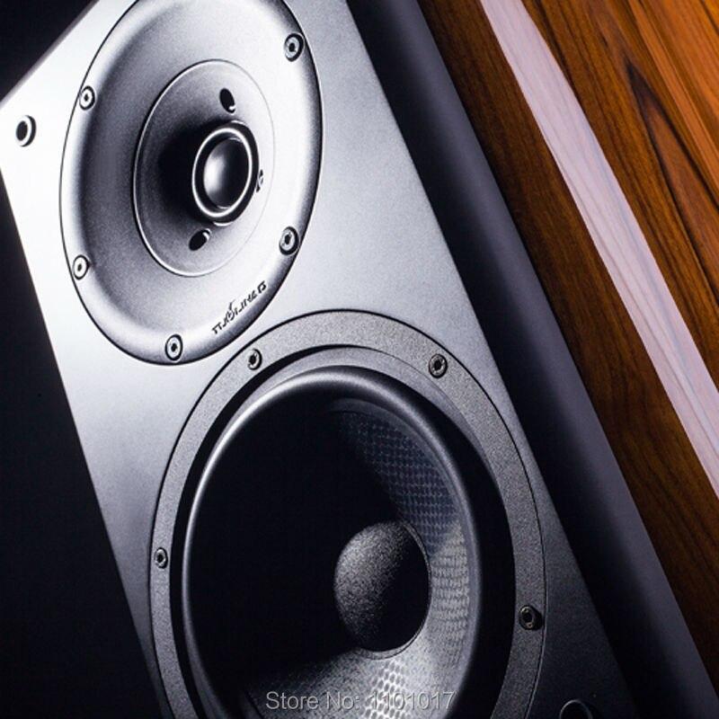 Mais recente Tuolihao X6 Estante Falantes HIFI EXQUIS especialmente para HI-FI amplificador