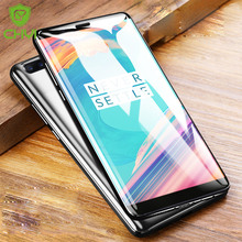 CHYI 3D Curved For Oneplus 6T Screen Protector Nano Hydration Film Oneplus 5t 6 3 Full Screen Cover With Tool Not Tempered Glass(China)