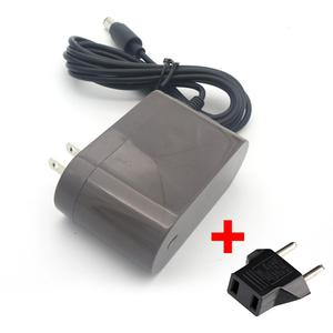 Image 1 - AC güç şarj adaptörü için dyson DC58 DC59 V6 DC61 DC62 DC74 SV09 V6ABS V7 V8 elektrikli süpürge parçaları aksesuarları