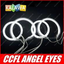 Набор 101.5 мм-112.5 мм CCFL Angel Eyes Halo Кольцо Halo Света катодом чехол для Mazda (М3) 2003-2007 1A Freeshipping GGG