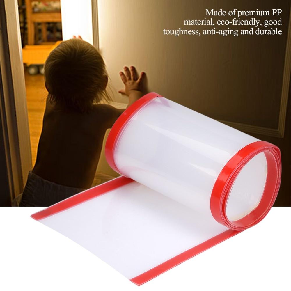 Baby Door Protector Safe Door Stop Finger Guard Simple And Easy To Install Used For Home, School, Kindergarten, Nursery, Etc