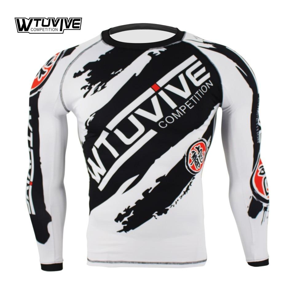 WTUVIVE MMA  Pattern Sport Training Wear Breathable Clothing MMA Boxing Clothing  Muay Thai Boxing Shorts Muay Thai Clothing