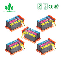 15PCS CMY 100XL Ink Cartridge Compatible for 108XL Lexmark S305/S405/S505/S605/Pro205/705/805/905 Printers 3