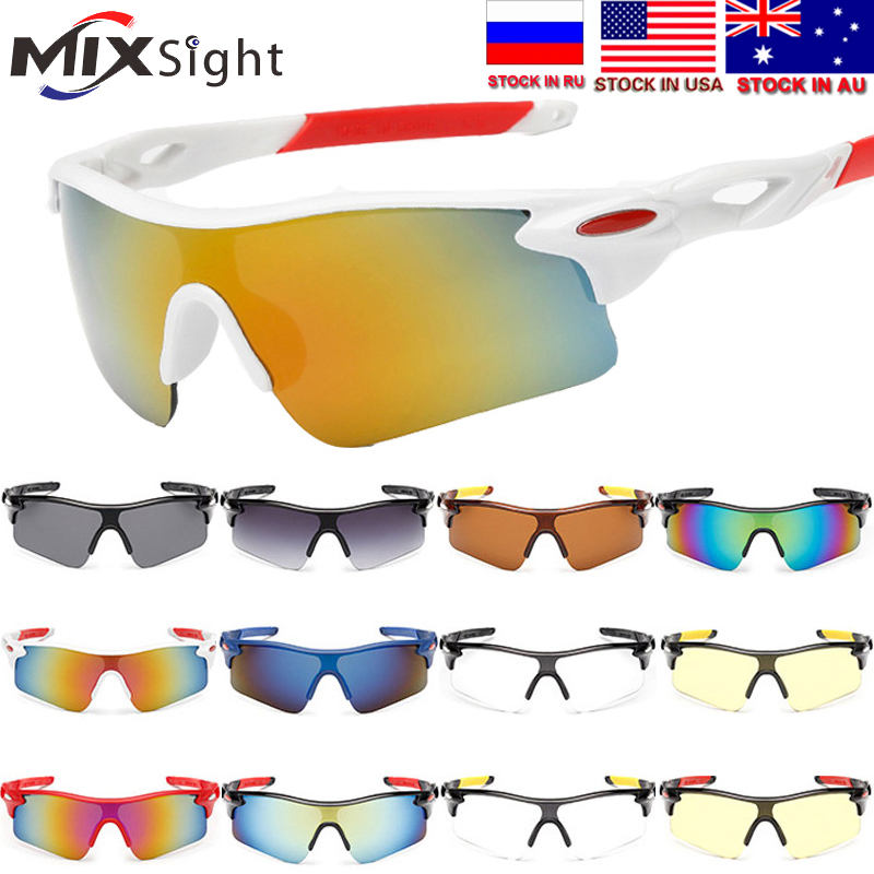 ZK32 Dropshipping Outdoor Sport Mountain Bike MTB Bicycle Glasses NEW Men Women Cycling Glasses Motorcycle Sunglasses Eyewear(China)