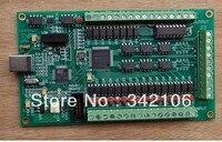 Бесплатная доставка! Новые 3 оси MACH3 CNC USB 200 кГц Интерфейс распределительной коробки карты для копировальный фрезерный станок windows2000/xp/vista/7
