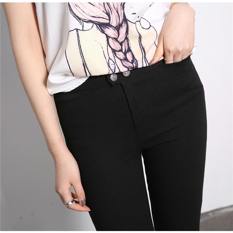 Pantallona të shkurtra të stilolapsave për gra 2019 Pantallona të - Veshje për femra - Foto 1