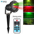 RG star Laser Light Outdoor IP65 Waterproof with IR Wireless Remote Red and Green star laser light for christmas laser projector