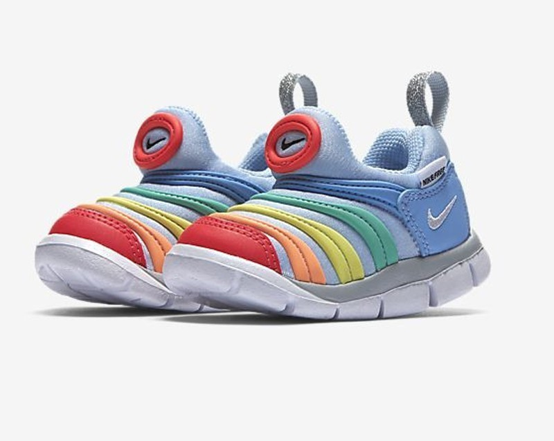 NIKE Kids Original DYNAMO FREE Kids Running Shoes Comfortable Sports Sneakers 343938 425 in Sneakers from Mother Kids