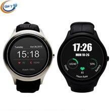 GFT D08 Echte sicherheit 3,0 Mt kamera speicherkarte und SIM karte WiFi GPS Android 4.4 MTK6572 Smartwatch für mann und frau