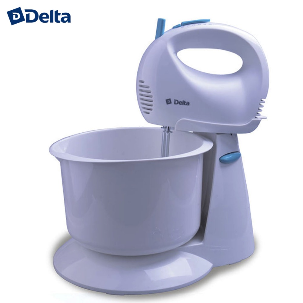 Food Mixers Delta 0R-00002500 Mixer for kitchen Appliances for home DL-5067C electric dough with bowl food mixers delta 0r 00003459 mixer for kitchen appliances for home dl 5070p electric planetary dough with bowl