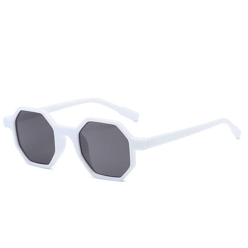 8283b92340 ... Long Keeper Small Hexagon Sunglasses Women 2018 New Brand Polygon Sun  Glasses Female Modern Style Eyeglasses ...
