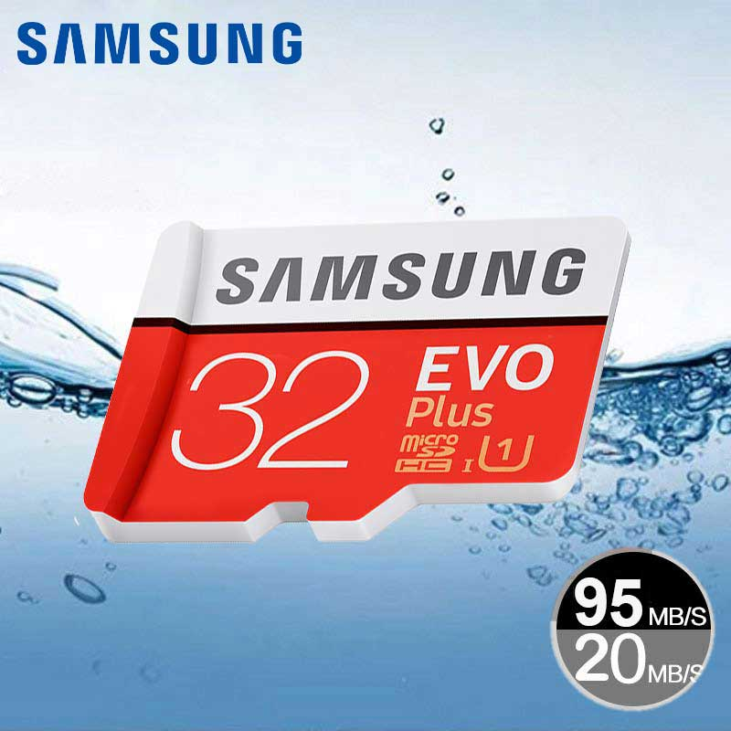 SAMSUNG Micro SD Card Memory Card 64gb 32gb Class10 TF Micro Memoria Card TF SDHC/SDXC UHS-I With Ring Holder For Mobile Phone