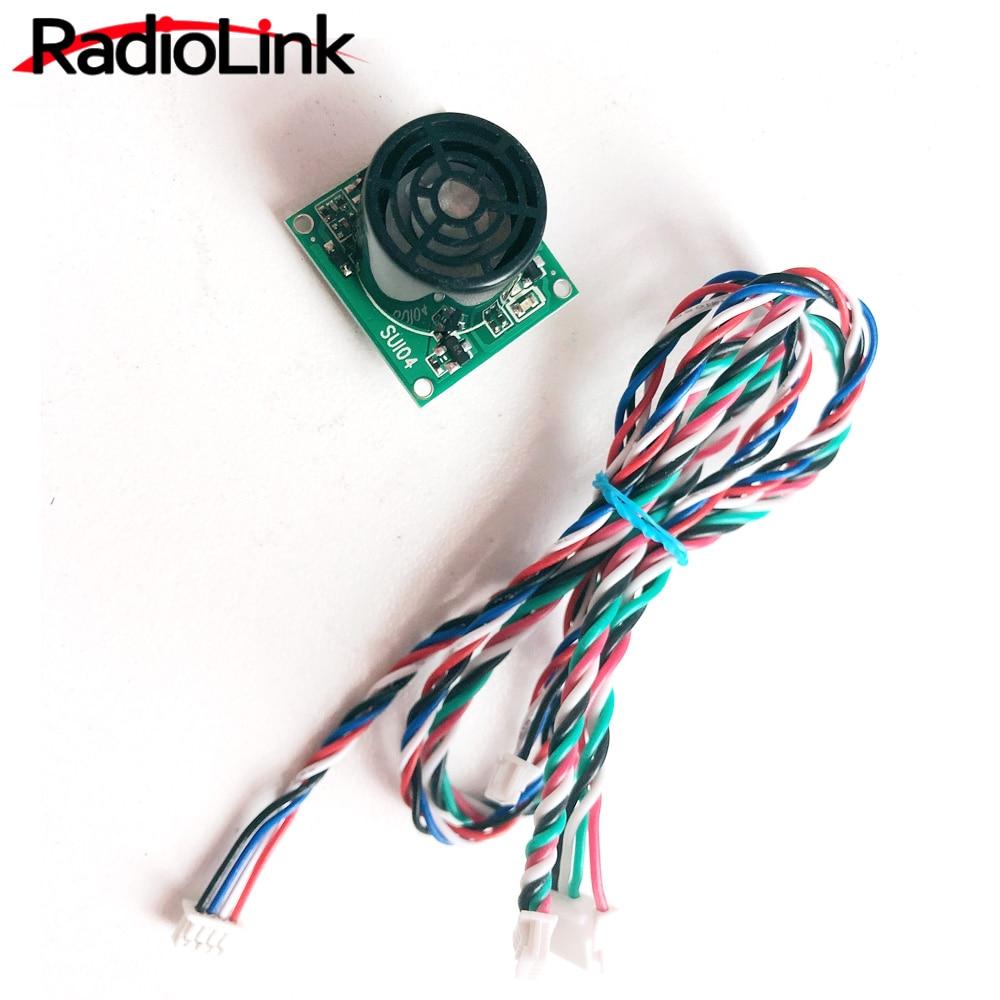 Ultrasonic Sonar Module Radiolink Transmitting Receiving Hybrid Ultrasonic Sensor SUI04 for PIXHAWK MINI PIX Flight Controller(China)