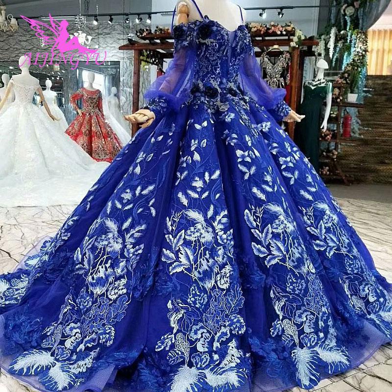 AIJINGYU Cheap Wedding Gowns Near Me Gown Price Fashion