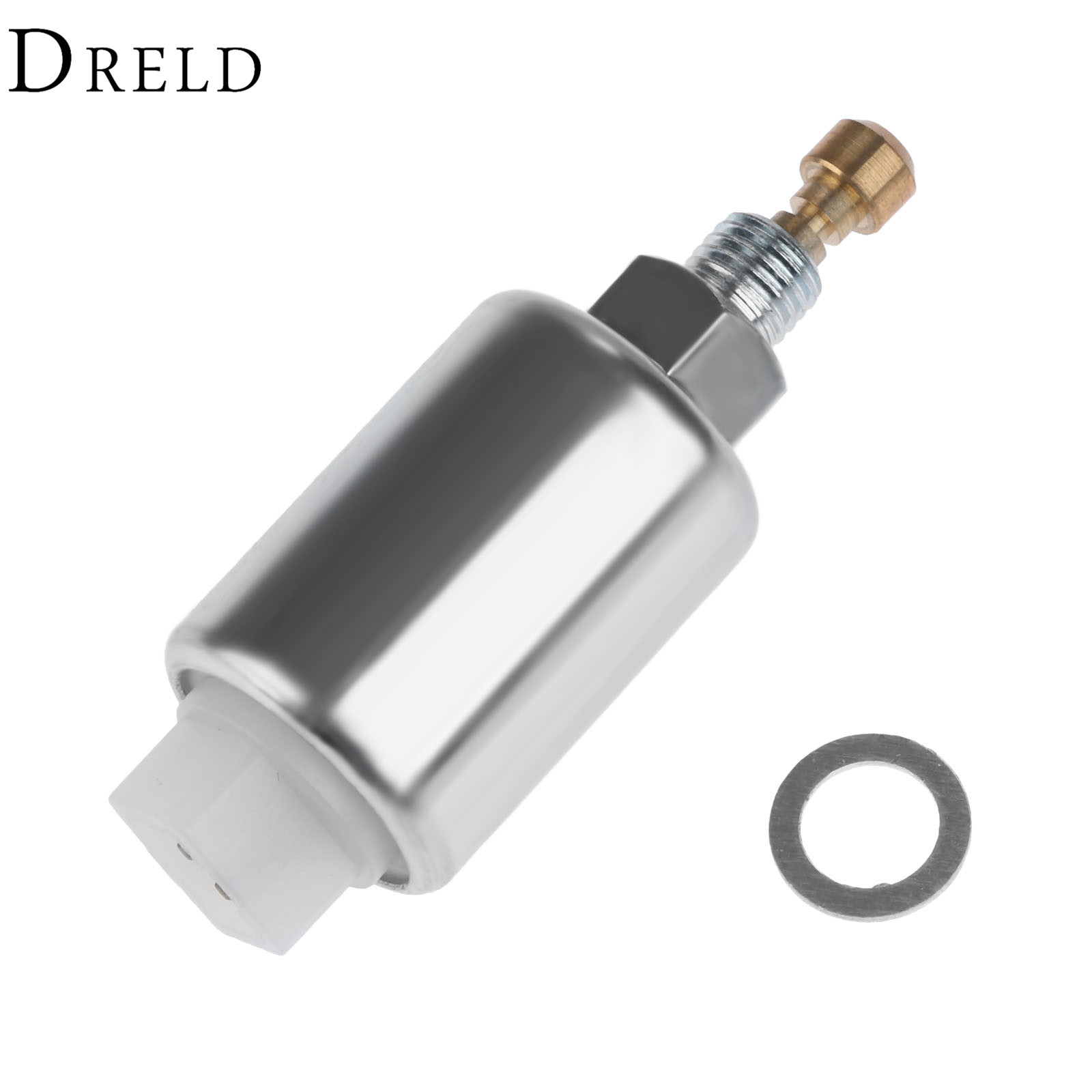 Dreld Carburetor Fuel Solenoid For Briggs Stratton 699915 794572 Engine Diagram Chainsaw 796109 799728 Lawn Mower Parts Garden Power Tools In From On