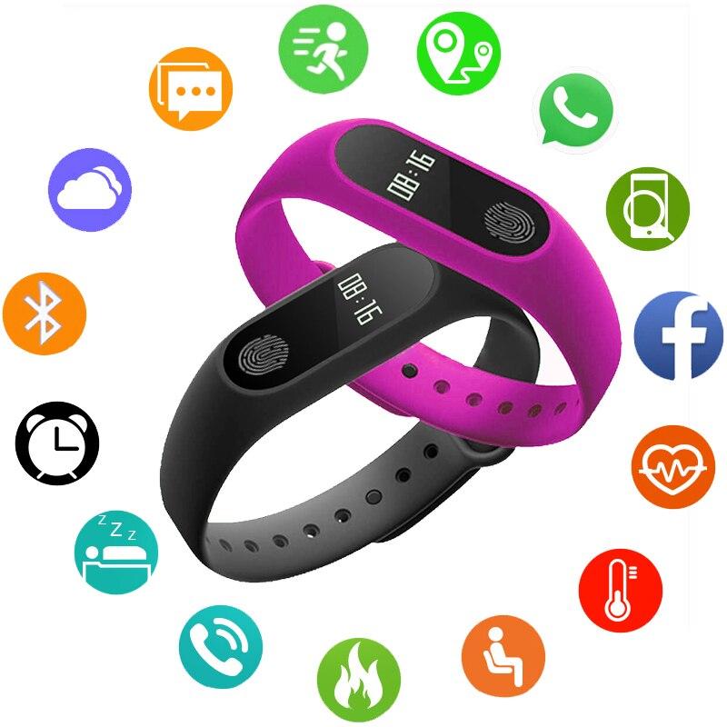 Sport Bracelet Smart Watch Kids Watches Children For Girls Boys Wristband Smart Band Fitness Tracker Child Smartwatch Smartband