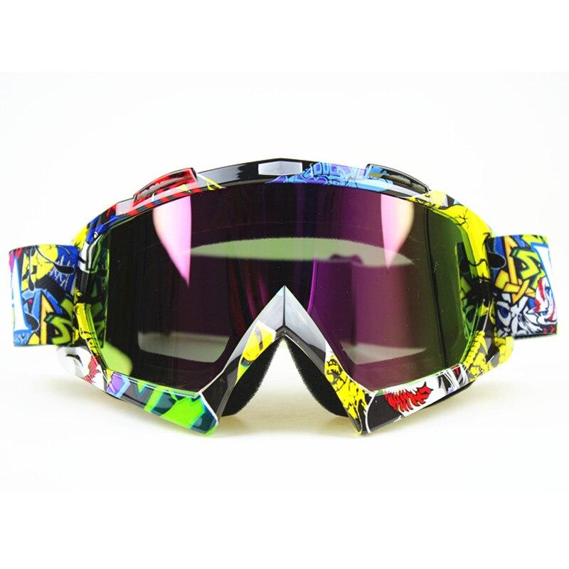 WLT motocross gafas motocross cross duslintuvas motociklo šalmai akiniai akiniai slidinėjimas