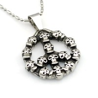 Fashion Stainless Steel Pendant Necklace GP1643