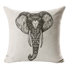 High Quality Printed Decorative Cushion Cover Pillow Cases