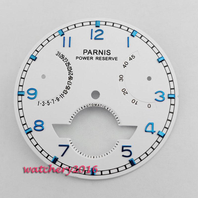 37mm Parnis Repair font b Tools b font font b Power b font reserve Date adjust