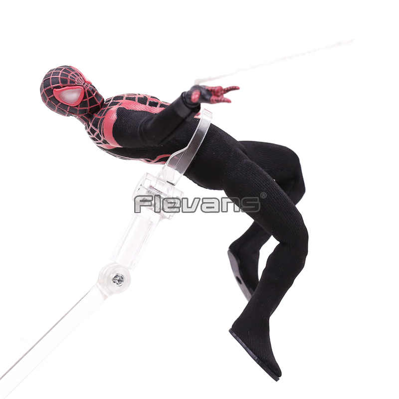Animação da marvel Ultimate Spider-Man ONE: 12 Spiderman PVC Action Figure Collectible Modelo Toy