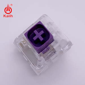 Image 5 - Kailh BOX Royal Switches  Purple DIY Mechanical keyboard Switches Dustproof IP56 waterproof tactile mx stem
