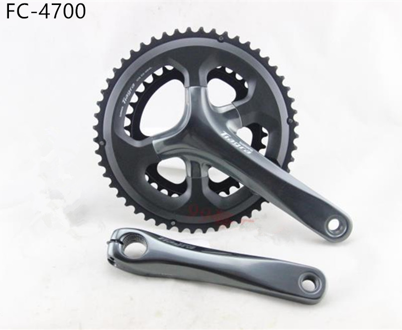 SHIMANO FC 4700 Tiagra 20S speed Crankset 50 34T 52 36T 170 172 5 175MM Bicycle