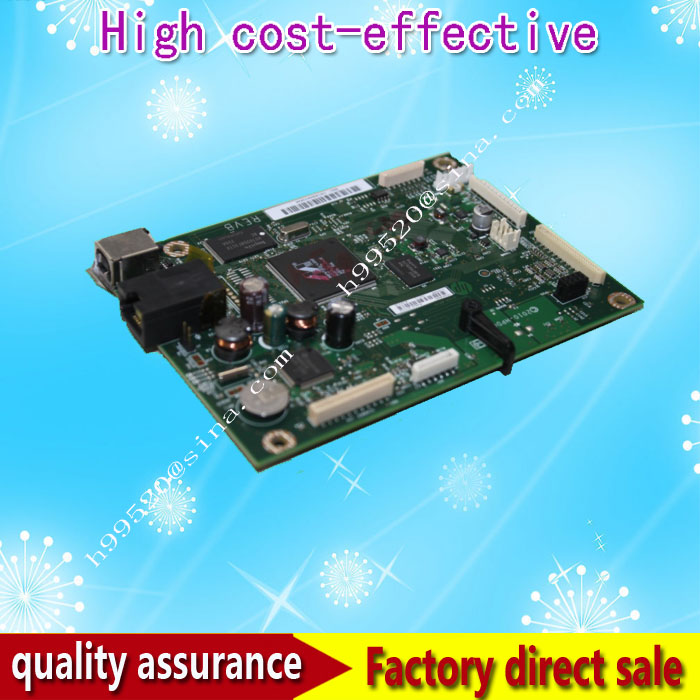 Formatter Board For HP Pro 200 color MFP M276nw M276 276NW logic Main Board MainBoard mother board CF224-80101 CF224-60001 free shipping for laserjet pro 200 color mfp m276nw m276n m276 formatter main logic board cf224 60001 cf224 80101