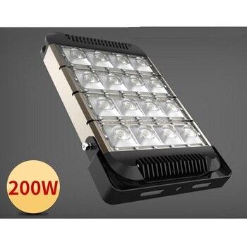 Neueste Schlanke Führte Flutlicht 50 Watt 100 Watt 150 Watt 200 Watt Hohe Lumen Led-strahler Außenleuchte AC85-265v