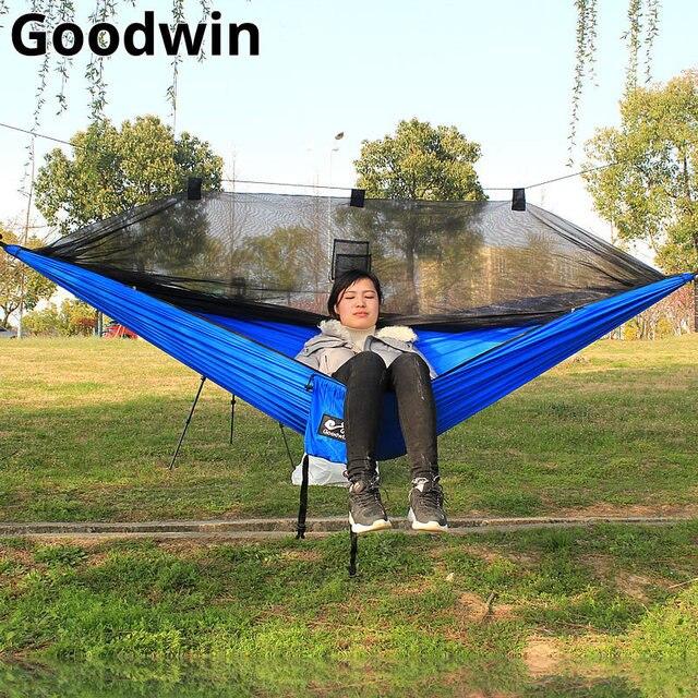 Hängematte Mit Bug Net Tragbare Camping Hängematte Moskito