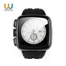 U watch smart watch uc08 3g gprsฟังก์ชั่นจีพีเอสหุ่นยนต์ไร้สายs mart w atchที่ใหญ่กว่าแบตเตอรี่h eart rate monitor ip67กันน้ำสำหรับios