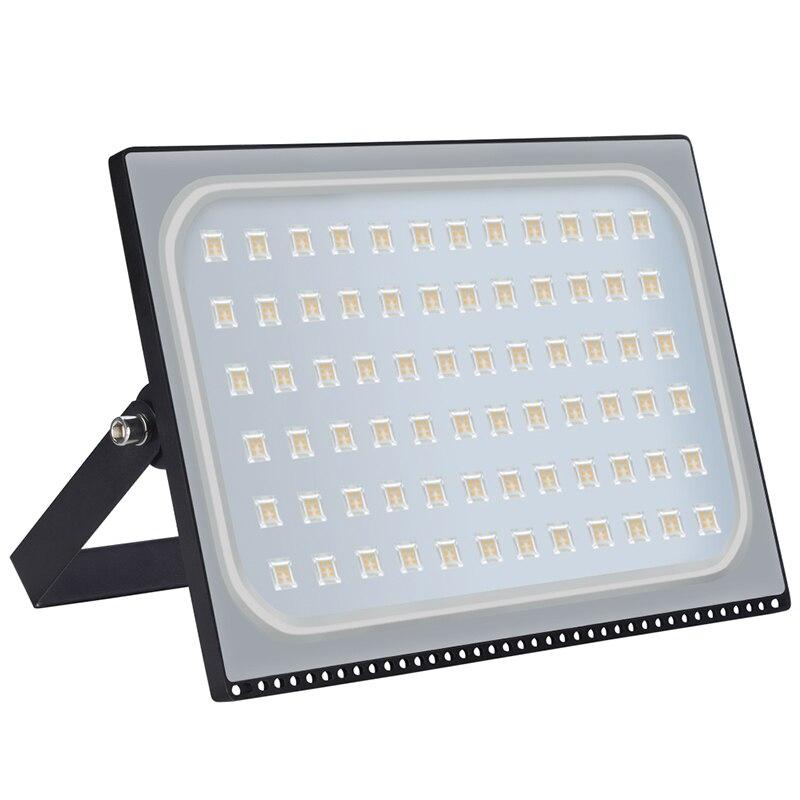 HUAN JUIN SHI 1 pcs Ultra-Mince A MENÉ La Lumière D'inondation 500 w LED Projecteur 220 v 500 watts A MENÉ Le Projecteur En Plein Air éclairage IP67 Étanche