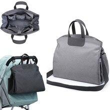 2020 saco de fraldas para a mãe fralda shoudler sacos do mensageiro mãe viagem luiertas carrinho bebê infantil organizador enfermagem para cuidar