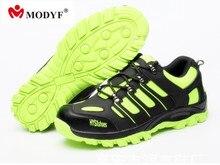 85ad68a946f8 Для мужчин и горе Для мужчин Рабочая защитная обувь со стальным носком  Светоотражающие Повседневная дышащая Уличная обувь прокол.