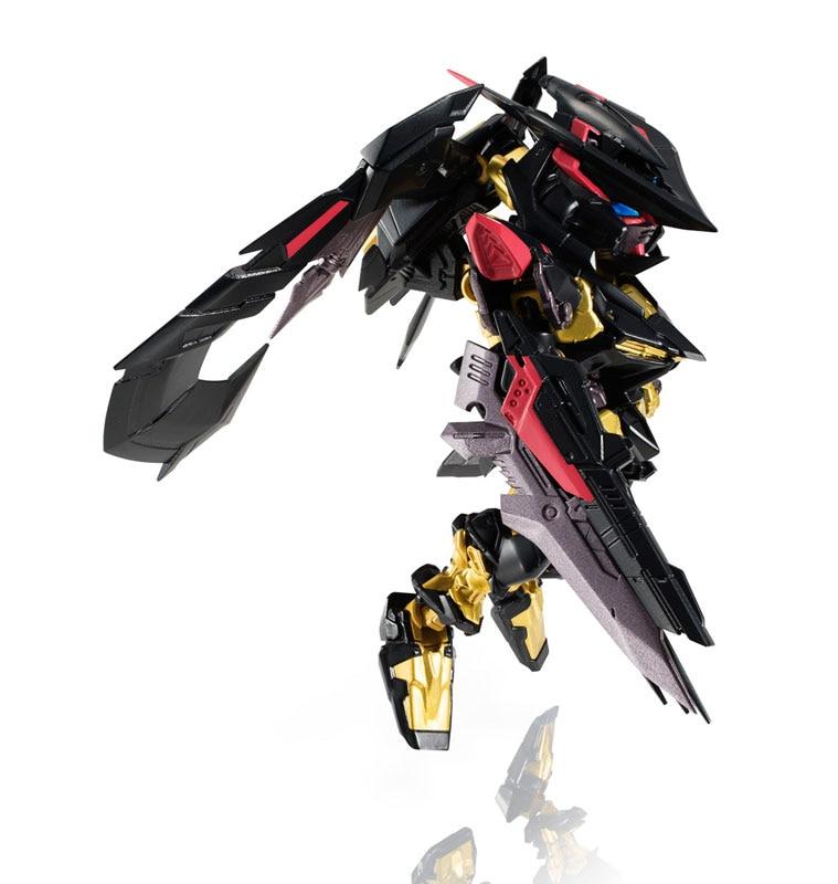 Original BANDAI NXEDGE STYLE [MS UNIT] Action Figure Gundam Astray ...