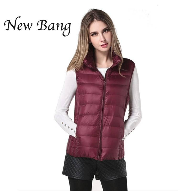 buy 2016 hot sale women warm vests ultra. Black Bedroom Furniture Sets. Home Design Ideas