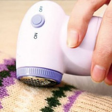 Free Shipping Electric Fabric Sweater Clothes Lint Remover Fuzz Pills Shaver trimmer Fluff Remover Machine Remove the Pellets