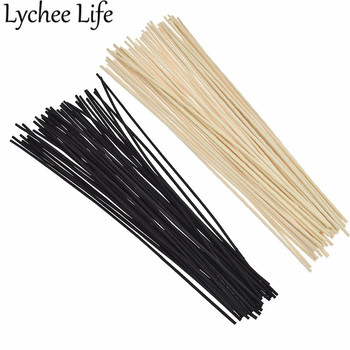 50pcs 3mm Reed Diffuser Replacement Stick Extra Long DIY Handmade Home Decoration Oil Diffusers Accessories