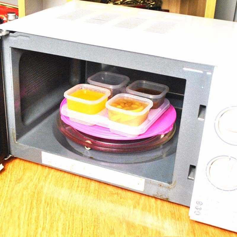 6 шт. комплект портативный контейнер для детского питания контейнер для малышей Дети формула контейнер для молока еда Дополнение Crisper Ланч столовая посуда