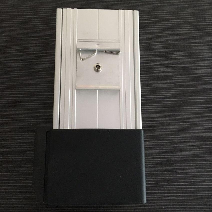 Фотография Free Shiping Stego Industrial Heater Fan HGL046 250W Fan Heater Industrial Electric Cabinet Heater HGL046 Heater