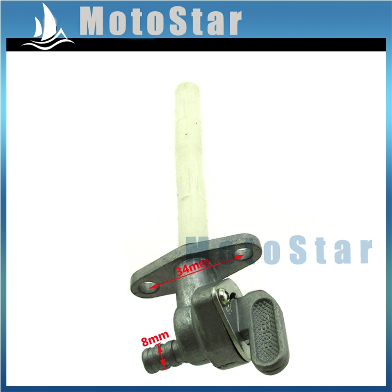 Gas Fuel Tap Petcock Switch For Acerbis 0001203 204423-0997 KTM 55007005200 78007004000 Motorcycle