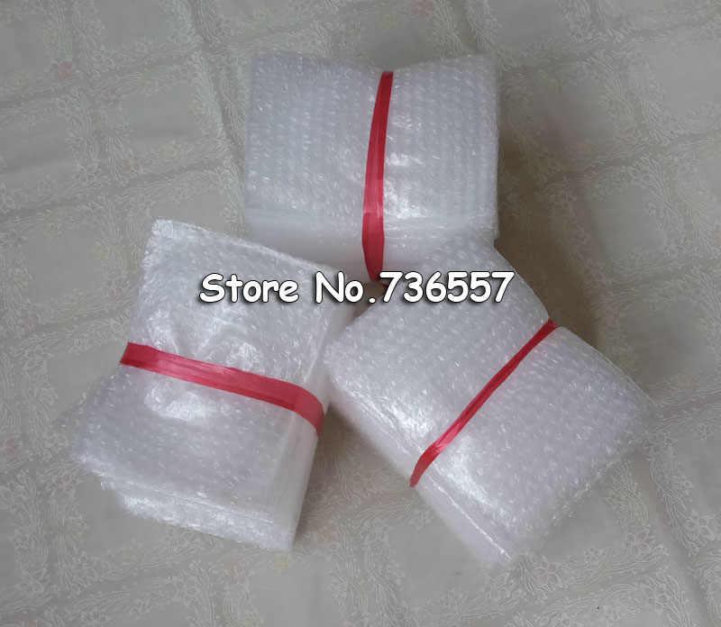 50 adet yeni 8*10cm yastıklama kabarcık çanta kabarcık koruyucu şal Bolsa Burbuja ambalaj şişirmek köpük ambalaj Verpackungen schaum