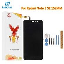 152mm Para Xiaomi Redmi Nota 3 Pro Se Pantalla LCD + Touch digitalizador de Pantalla Para Xiaomi Hongmi redmi Nota $ Number Prime SE Special edición