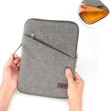 For iPad 9.7 2018 Case Cotton Shockproof Tablet Sleeve Bag Pouch for inch 2017 Model A1822 A1893 Cover